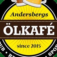 Andersbergs Ölkafé - Halmstad